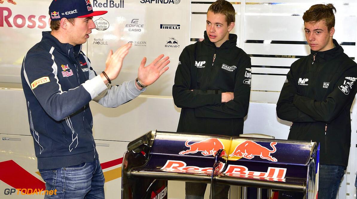 Richard Verschoor treedt toe tot opleiding Red Bull
