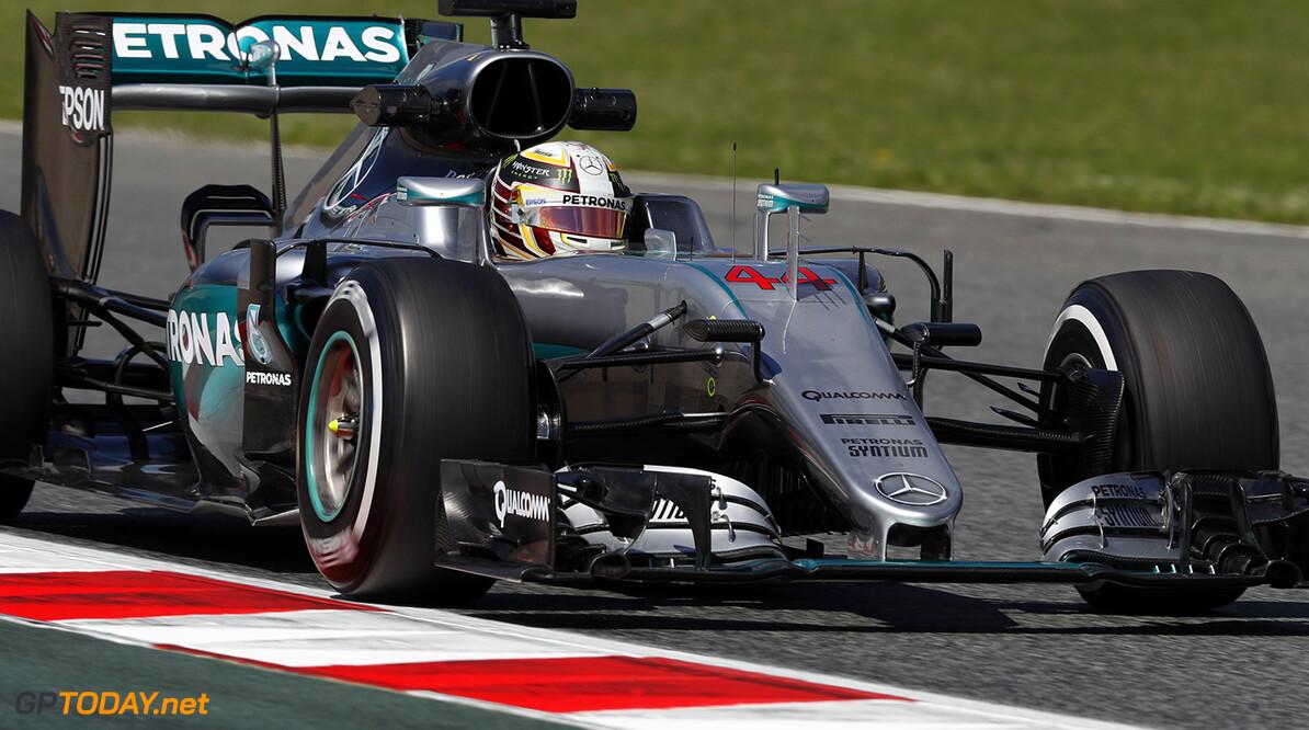 "Hamilton: ""Extreem blij met mijn pole position"""