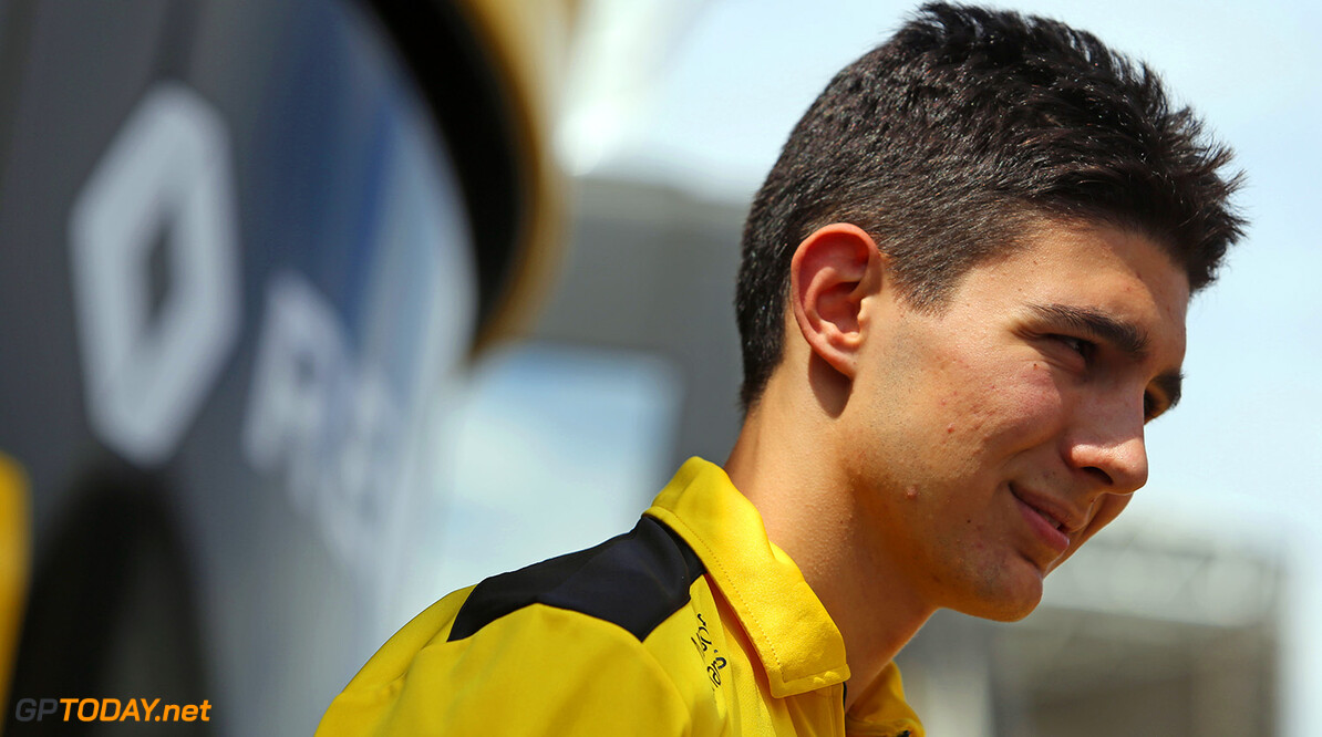 Esteban Ocon reveals Renault talks