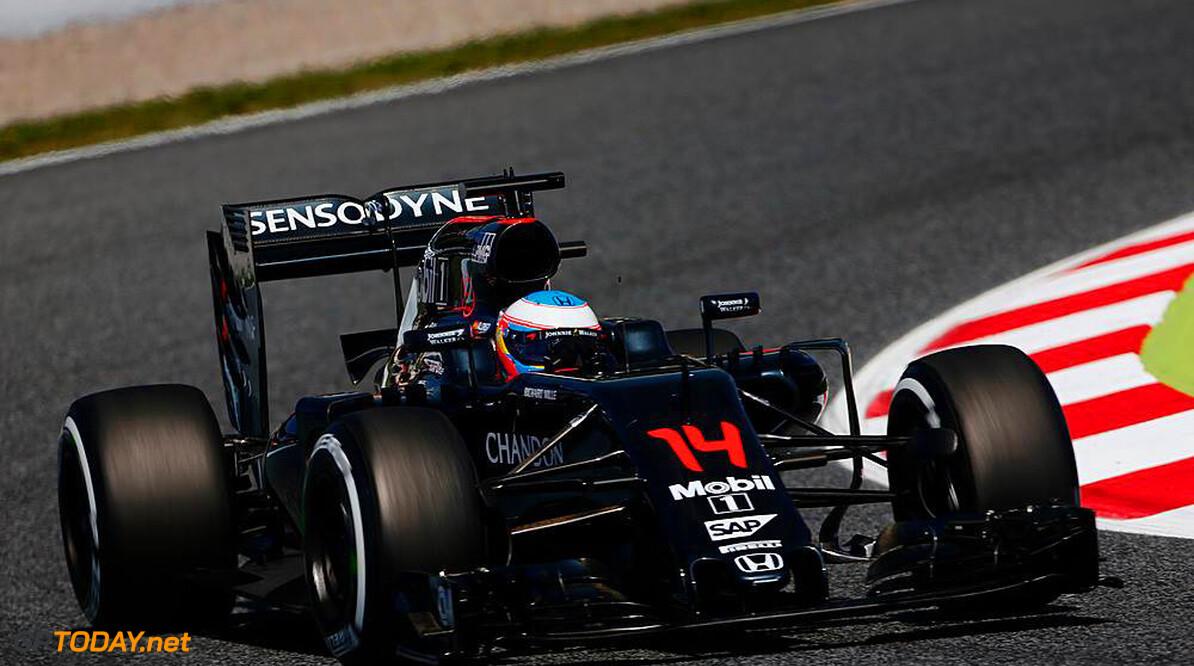 """Alonso: """"Starten in de top tien belangrijke stap voor McLaren"""""""