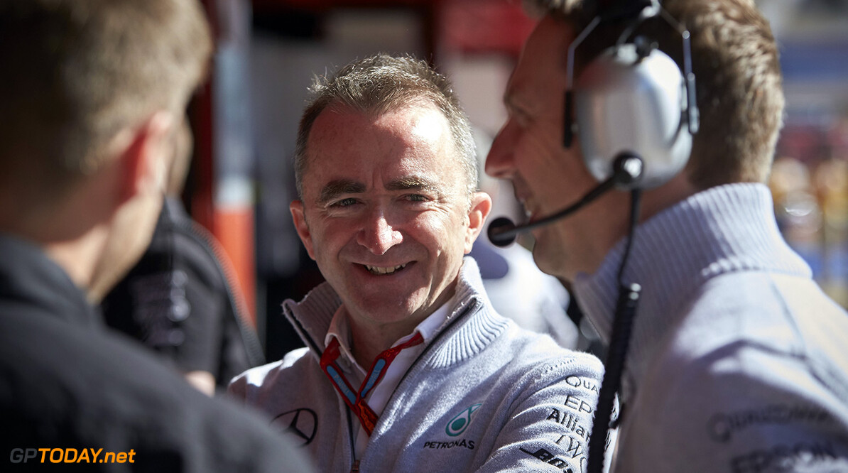 Paddy Lowe set for shock Mercedes exit