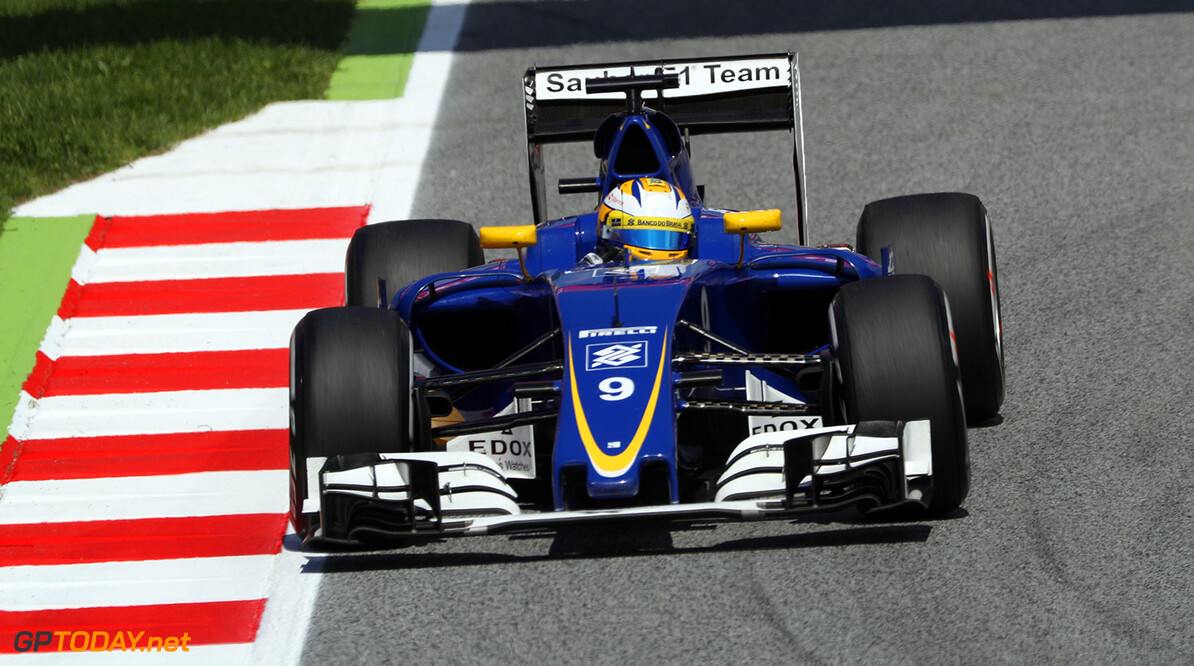 Spanish GP Friday 13/05/16 Marcus Ericsson (SWE), Sauber F1 Team.  Circuit de Barcelona-Catalunya.  Spanish GP Friday 13/05/16 Jad Sherif                       Montmelo Spain  F1 Formula 1 One 2016 action Ericsson Sauber