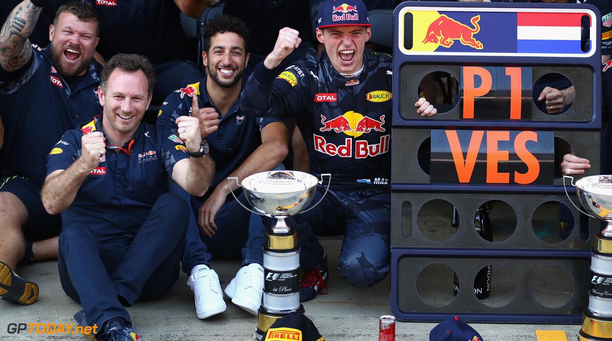 Renault altijd al onder de indruk van Verstappen