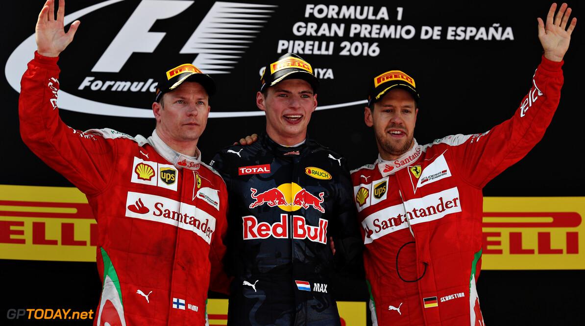 """Kimi Raikkonen: """"Ik had het gevecht met Max opgegeven"""""""