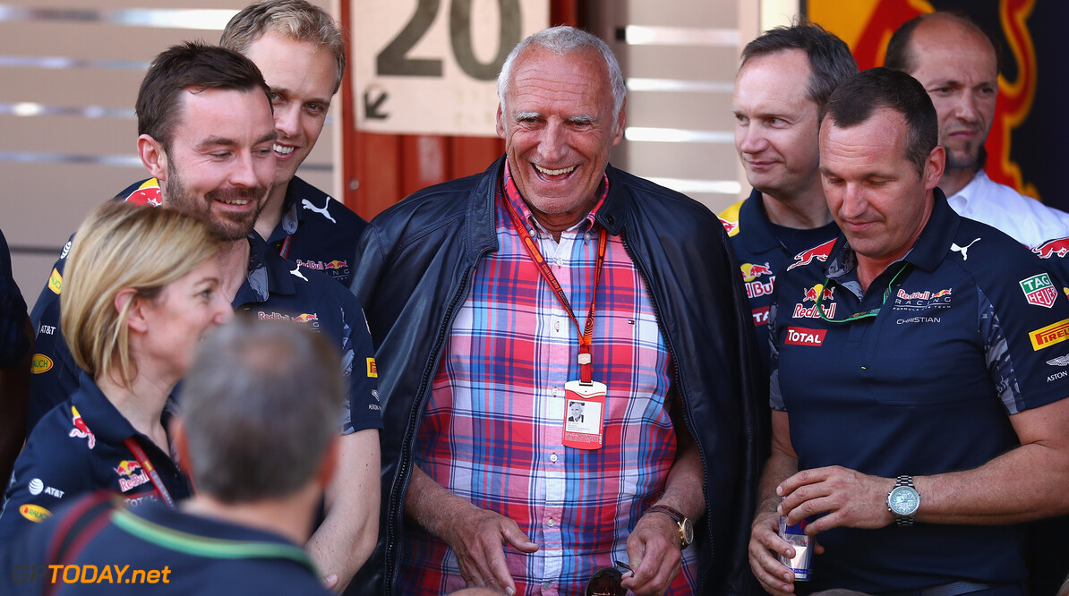 "Berger: ""Mateschitz not getting tired of Formula 1"""