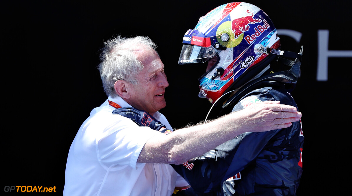 Dr. Helmut Marko vindicated by Max Verstappen performances