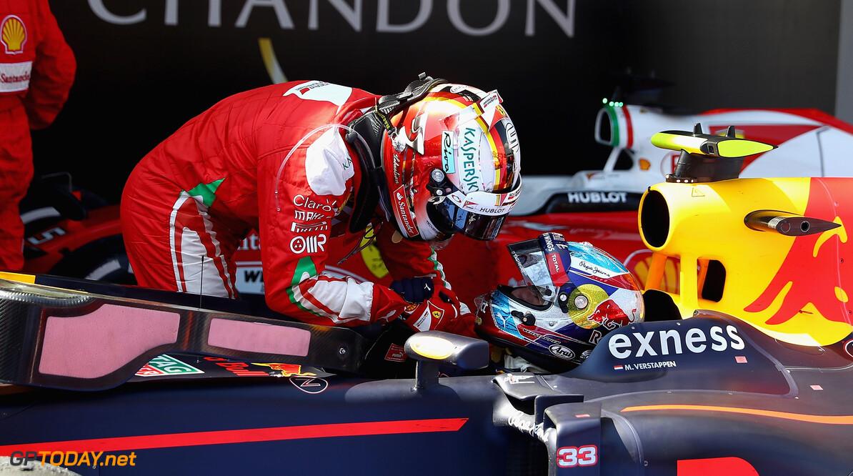"""Marko: """"Gedrag van Vettel kampioen onwaardig"""""""