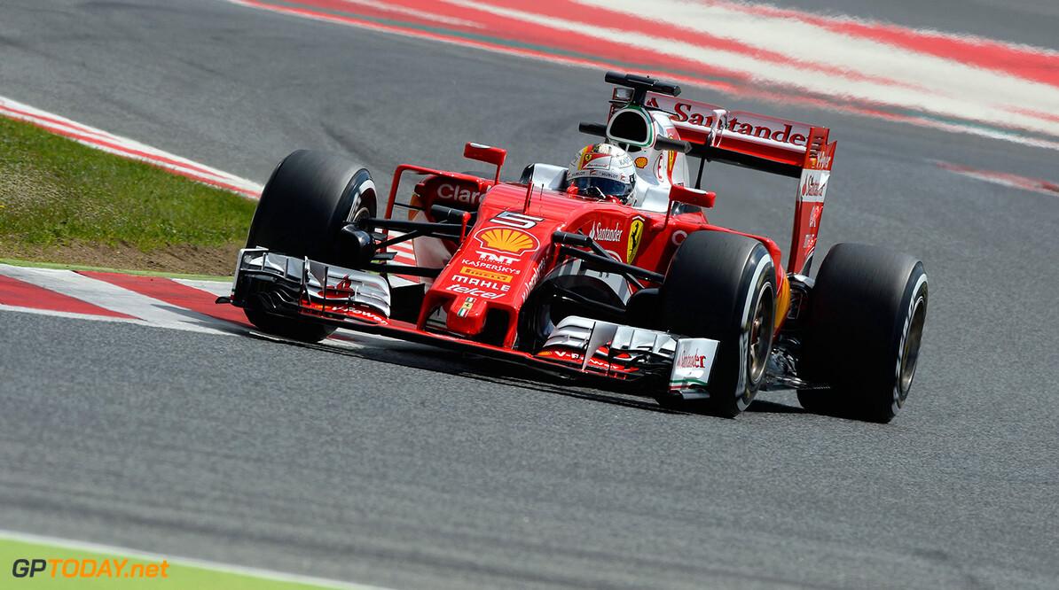 """Sebastian Vettel """"belongs"""" at Ferrari - Mario Andretti"""
