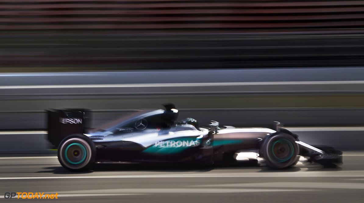 Berger betrokken bij contractbesprekingen Rosberg