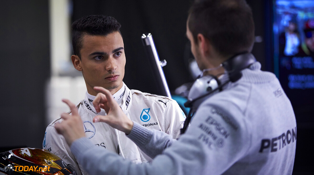 Pascal Wehrlein feels 'ready' for Mercedes job