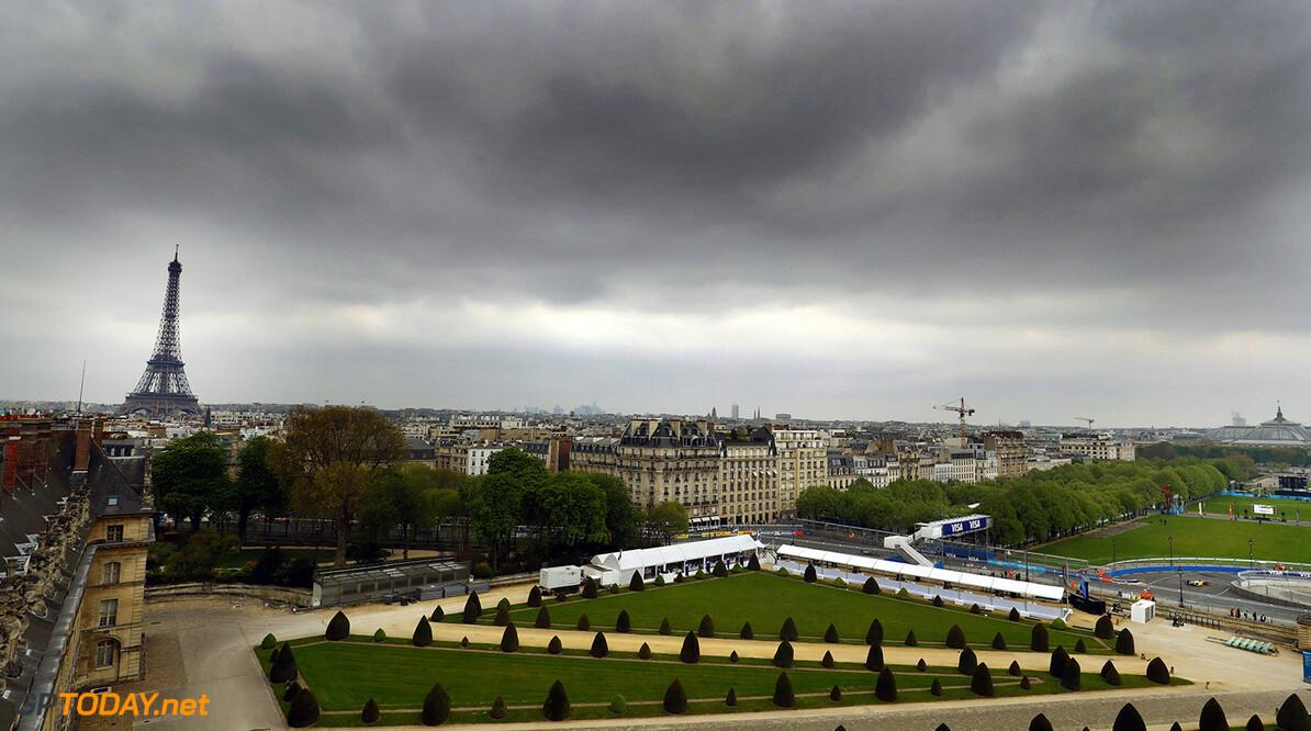 Qualifying Session.  Paris e-Prix,  Paris, France, Europe. Saturday 23 April 2016 Photo: Steven Tee /LAT/FE ref: Digital Image _H7I8134   Steven Tee