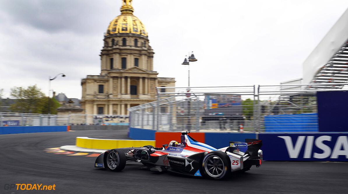 Qualifying Session.  Paris e-Prix,  Paris, France, Europe. Saturday 23 April 2016 Photo: Steven Tee /LAT/FE ref: Digital Image _H7I8618   Steven Tee