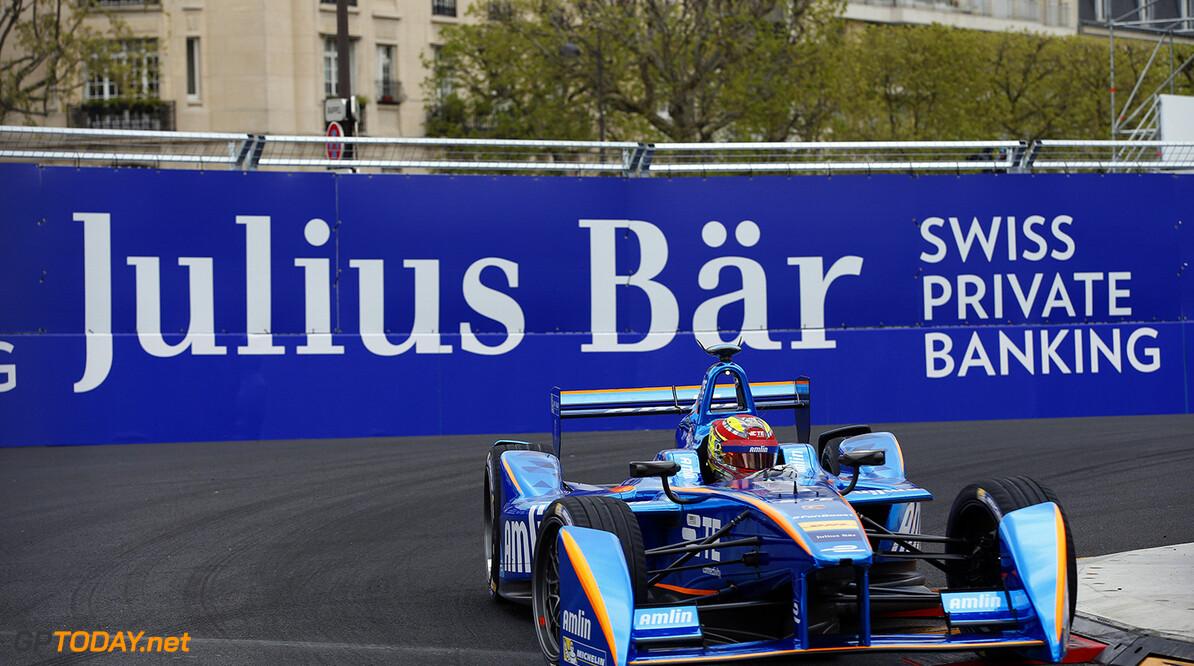 2015/2016 FIA Formula E Championship. Paris ePrix, Paris, France. Saturday 23 April 2016.  Photo: Glenn Dunbar/LAT/Formula E ref: Digital Image _W2Q1710  Glenn Dunbar    fe formula e