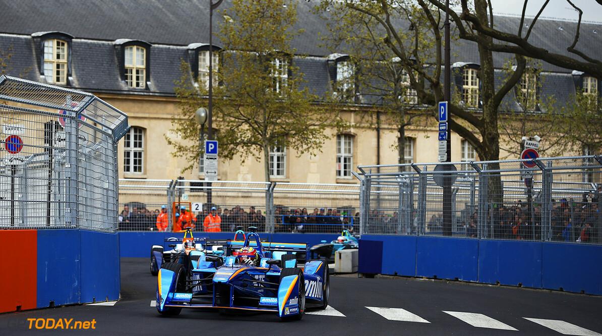 2015/2016 FIA Formula E Championship. Paris ePrix, Paris, France. Saturday 23 April 2016.  Photo: Glenn Dunbar/LAT/Formula E ref: Digital Image _89P5487  Glenn Dunbar    fe formula e