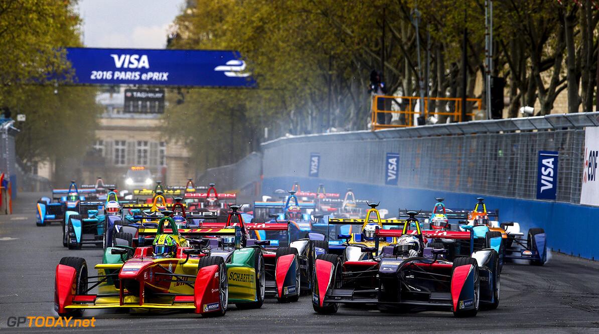 2015/2016 FIA Formula E Championship. Paris ePrix, Paris, France. Saturday 23 April 2016.  Photo: Glenn Dunbar/LAT/Formula E ref: Digital Image _W2Q1810  Glenn Dunbar    fe formula e