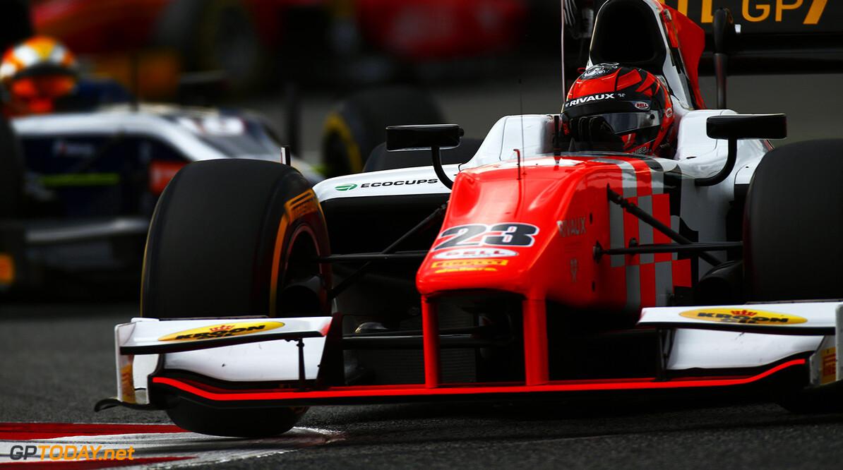 2016 GP2 Series Round 1.  Circuit de Catalunya, Barcelona, Spain. Friday 13 May 2016. Daniel de Jong (NED, MP Motorsport). Photo: Zak Mauger/GP2 Series Media Service. ref: Digital Image _L0U7633   Zak Mauger    Qualifying action