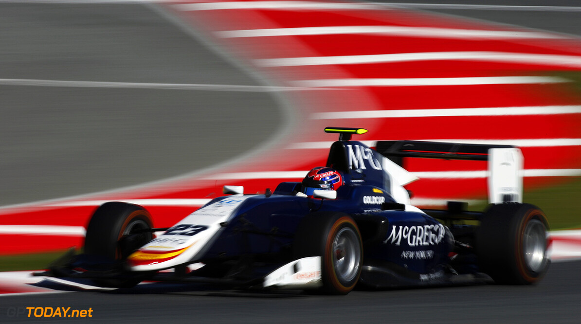 2016 GP3 Series Round 1