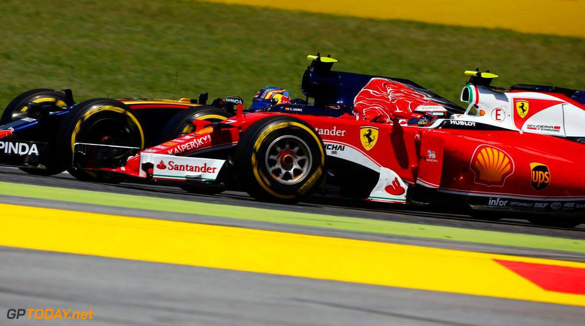 Carlos Sainz in geruchtencircuit gelinkt aan Ferrari