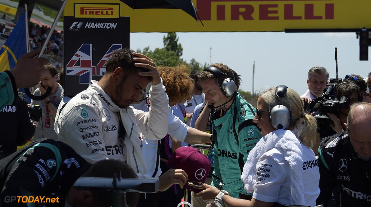 Dreigde Hamilton na Spanje met opstappen?