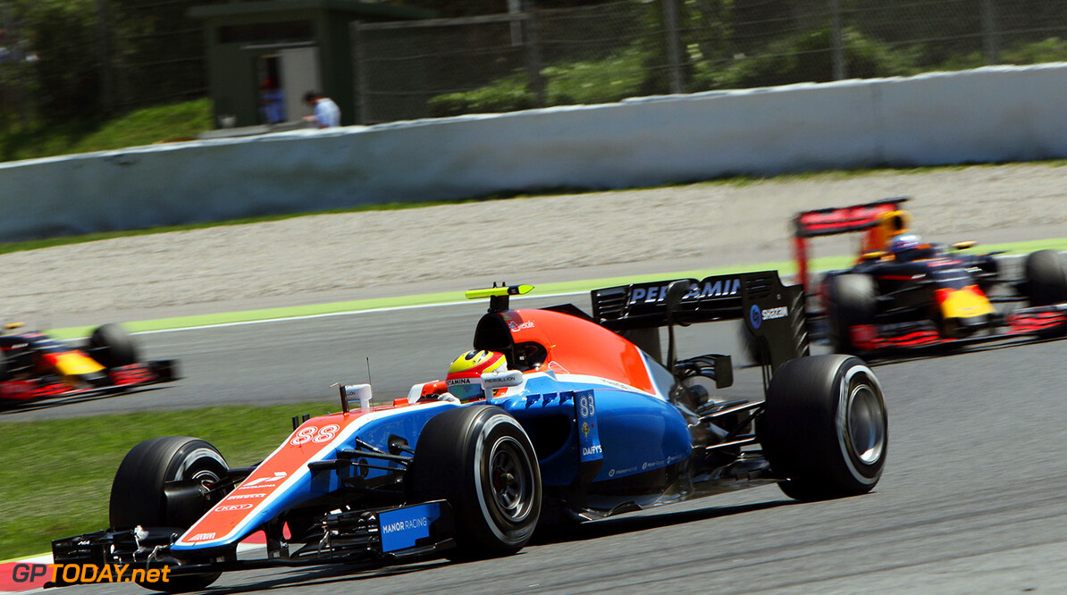 Formula One World Championship Rio Haryanto (IDN) Manor Racing MRT05. 15.05.2016. Formula 1 World Championship, Rd 5, Spanish Grand Prix, Barcelona, Spain, Race Day. Motor Racing - Formula One World Championship - Spanish Grand Prix - Race Day - Barcelona, Spain Manor Racing Barcelona Spain  Formel1 Formel F1 Formula 1 Formula1 GP Grand Prix one Circuit de Catalunya May Spanish Spain Montmelo Sunday 15 05 5 2016 Action Track