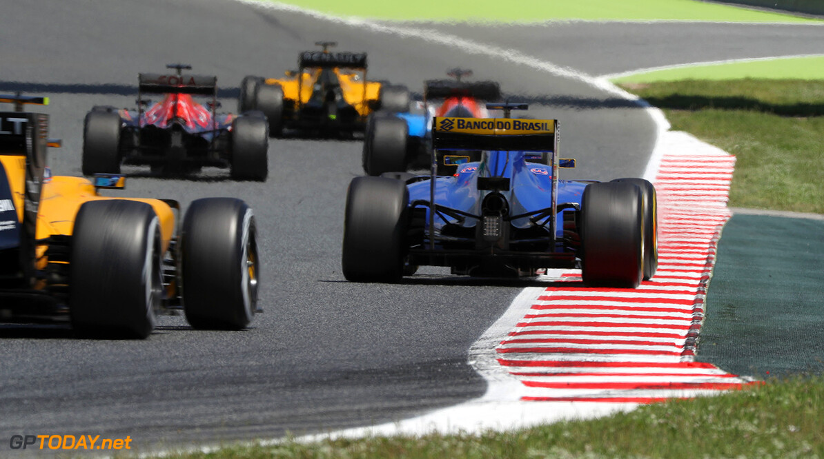 Spanish GP Race 15/05/16 Marcus Ericsson (SWE), Sauber F1 Team.  Circuit de Barcelona-Catalunya.  Spanish GP Race 15/05/16 Jad Sherif                       Montmelo Spain  F1 Formula 1 One 2016 action Ericsson Sauber