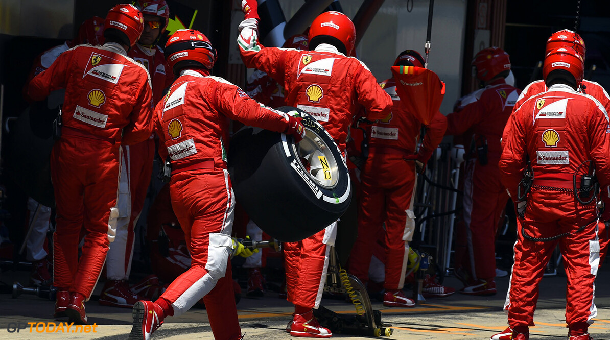 Legends question Ferrari resurgence