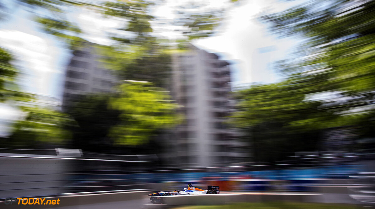 2015/2016 FIA Formula E Championship. Berlin ePrix, Berlin, Germany. Saturday 21 May 2016. Rene Rast (GER), Team Aguri - Spark SRT_01E  Photo: Andrew Ferraro/LAT/Formula E ref: Digital Image _FER2916  Andrew Ferraro    fe formula e