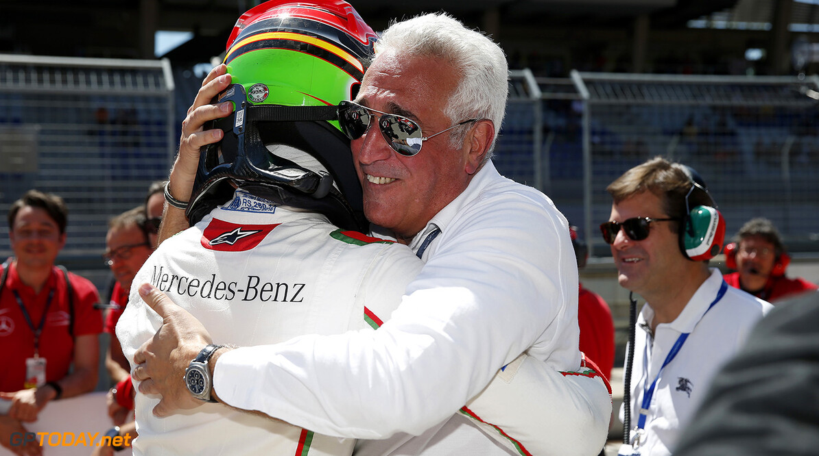 Lawrence Stroll confirms son's F1 move