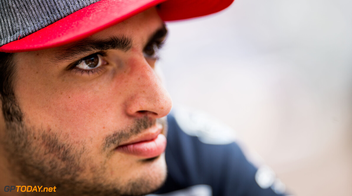 "Carlos Sainz: ""It was also a difficult moment for me"""