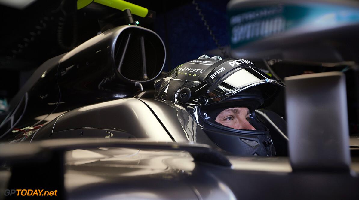 Nico Rosberg verlengt binnenkort bij Mercedes
