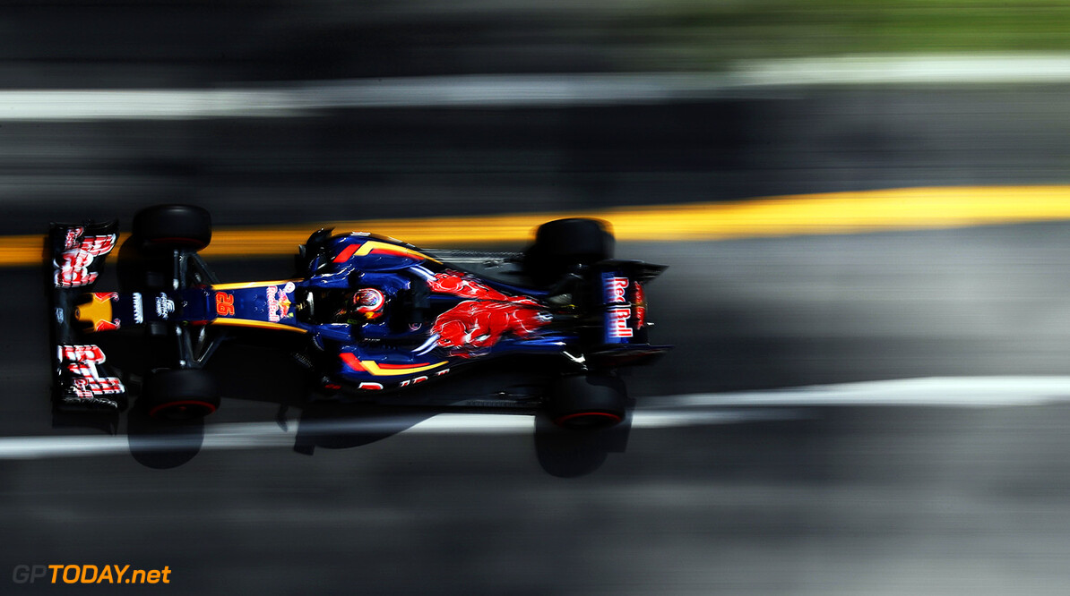 Toro Rosso hindered by early season losses