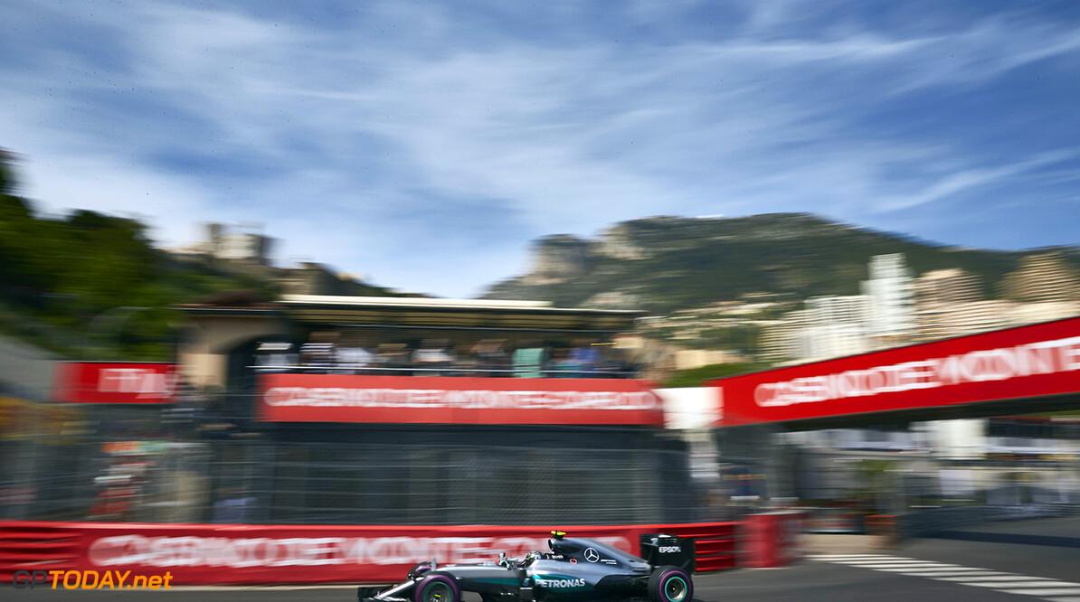 Archivnummer: M28685 Grosser Preis von Monaco 2016, Donnerstag 2016 Monaco Grand Prix, Thursday Steve Etherington Monte Carlo Monaco  Monaco Grand Prix Donnerstag Lewis Hamilton 2016 Circuit de Monaco