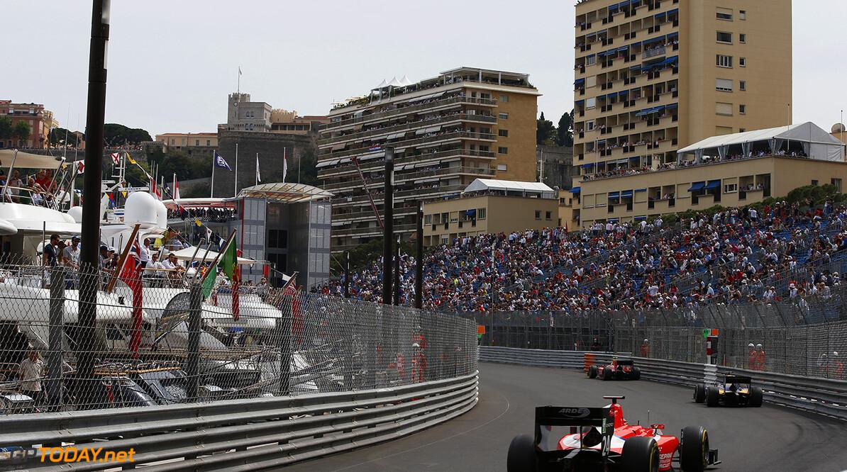 2016 GP2 Series Round 2 Monte Carlo, Monaco. Saturday 28 May 2016. Nabil Jeffri (MAS, Arden International)  Photo: Glenn Dunbar/GP2 Series Media Service. ref: Digital Image _89P4554  Sam Bloxham    Race 2 two sprint grid