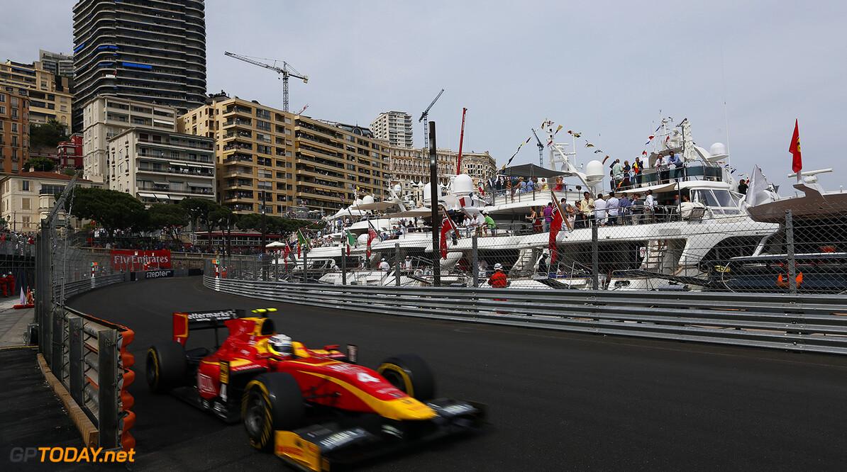 2016 GP2 Series Round 2 Monte Carlo, Monaco. Saturday 28 May 2016. Jordan King (GBR, Racing Engineering  Photo: Sam Bloxham/GP2 Series Media Service. ref: Digital Image _R6T6666  Sam Bloxham    Race 2 two sprint action