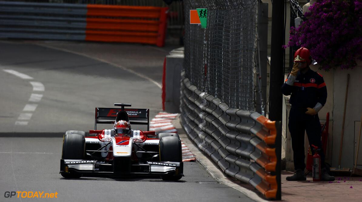 2016 GP2 Series Round 2 Monte Carlo, Monaco. Saturday 28 May 2016. Nobuharu Matsushita (JPN, ART Grand Prix)  Photo: Sam Bloxham/GP2 Series Media Service. ref: Digital Image _L4R5445  Sam Bloxham    Race 2 two sprint action