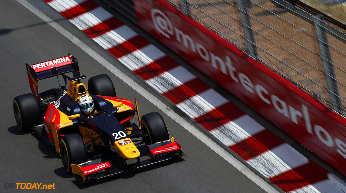 "Antonio Giovinazzi: ""I pushed too late"""