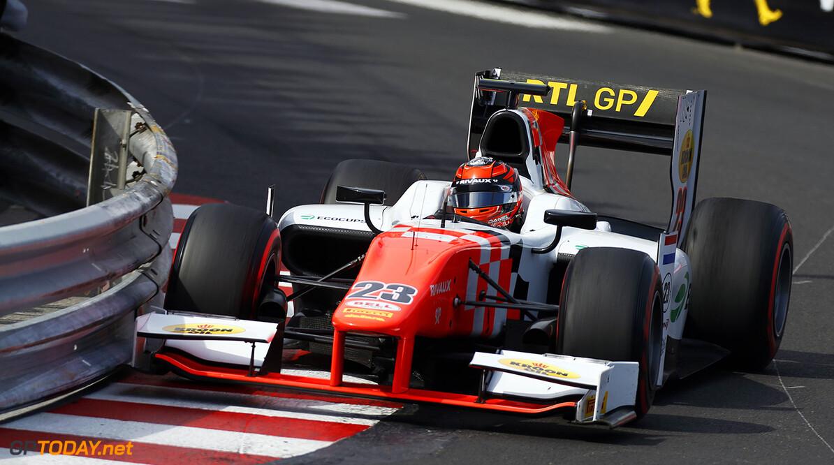 2016 GP2 Series Round 2 Monte Carlo, Monaco. Thursday 26 May 2016. Daniel de Jong (NED, MP Motorsport)  Photo: Sam Bloxham/GP2 Series Media Service. ref: Digital Image _R6T4250  Sam Bloxham    Qualifying action