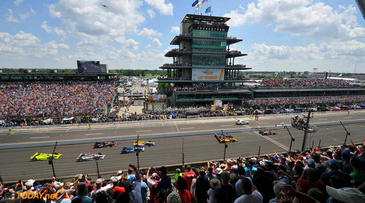 2016 Indianapolis 500 presented by PennGrade Motor Oil
