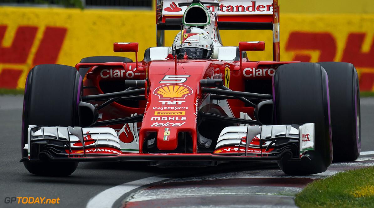 'Er sluipen foutjes in rijden van Sebastian Vettel'