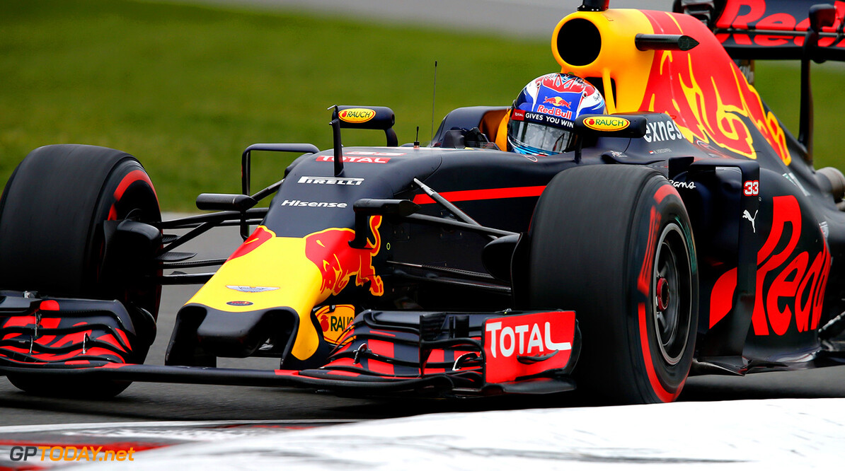 MONTREAL, QC - JUNE 11: Max Verstappen of the Netherlands driving the (33) Red Bull Racing Red Bull-TAG Heuer RB12 TAG Heuer on track during final practice ahead of the Canadian Formula One Grand Prix at Circuit Gilles Villeneuve on June 11, 2016 in Montreal, Canada.  (Photo by Charles Coates/Getty Images) // Getty Images / Red Bull Content Pool  // P-20160611-00789 // Usage for editorial use only // Please go to www.redbullcontentpool.com for further information. //  Canadian F1 Grand Prix - Qualifying Charles Coates Montreal (City) Canada  P-20160611-00789