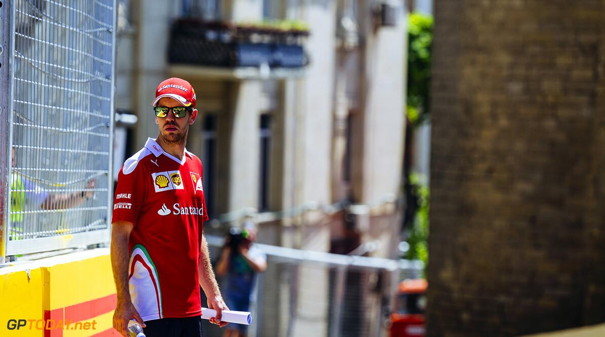 Vettel en Raikkonen bondgenoten van Hamilton