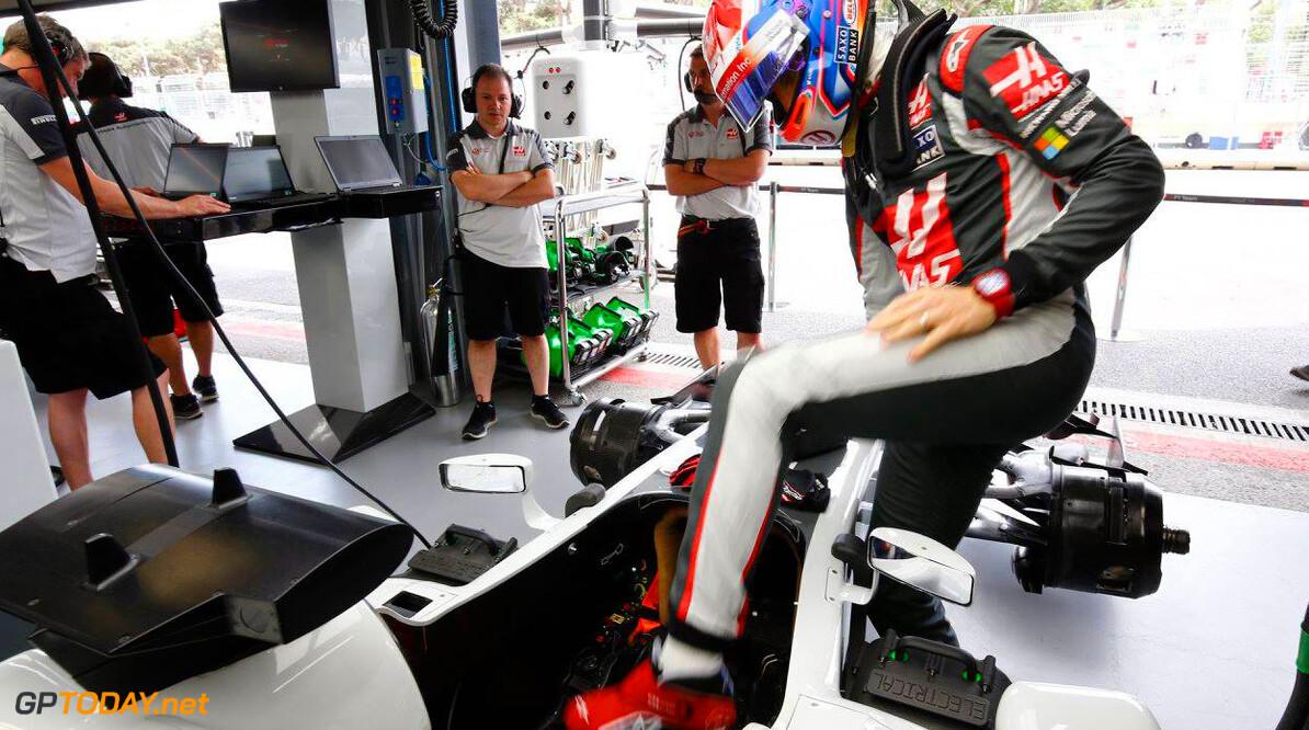"""Grosjean: """"Performance zit verscholen in VF-16"""""""