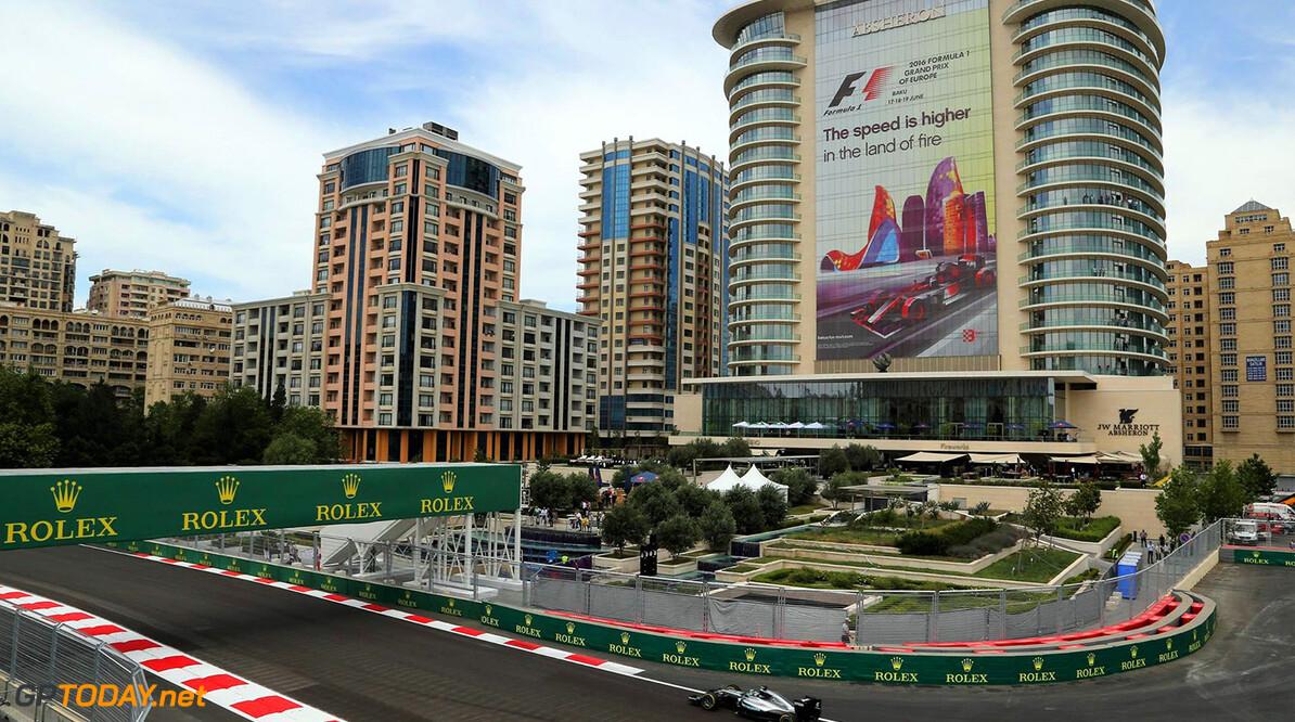 'Formule 1 heeft meer circuits zoals Bakoe nodig'