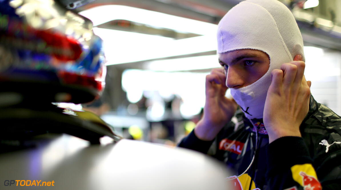 BAKU, AZERBAIJAN - JUNE 17:  Max Verstappen of Netherlands and Red Bull Racing gets ready in the garage  during practice for the European Formula One Grand Prix at Baku City Circuit on June 17, 2016 in Baku, Azerbaijan.  (Photo by Mark Thompson/Getty Images) // Getty Images / Red Bull Content Pool  // P-20160617-01591 // Usage for editorial use only // Please go to www.redbullcontentpool.com for further information. //  European F1 Grand Prix - Practice Mark Thompson  Azerbaijan  P-20160617-01591