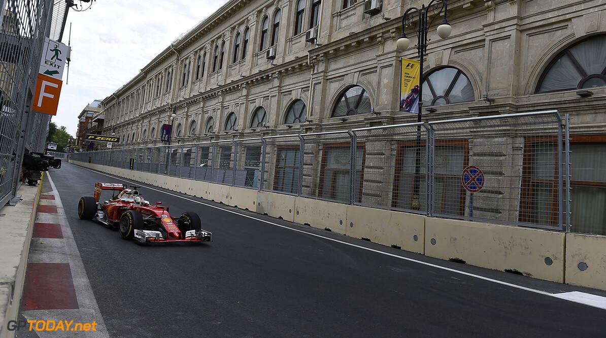 GP EUROPA F1/2016  GP EUROPA F1/2016 - BAKU (AZERBAIJAN) (C) FOTO STUDIO COLOMBO PER FERRARI MEDIA ((C) COPYRIGHT FREE) GP EUROPA F1/2016  (C) FOTO STUDIO COLOMBO BAKU AZERBAIJAN
