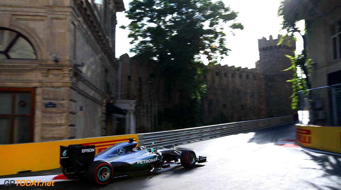 Archivnummer: M31474 Grosser Preis von Europa 2016, Sonntag 2016 European Grand Prix, Sunday Wolfgang Wilhelm Baku Aserbaidschan  Sonntag Europa Grand Prix Baku City Circuit 2016