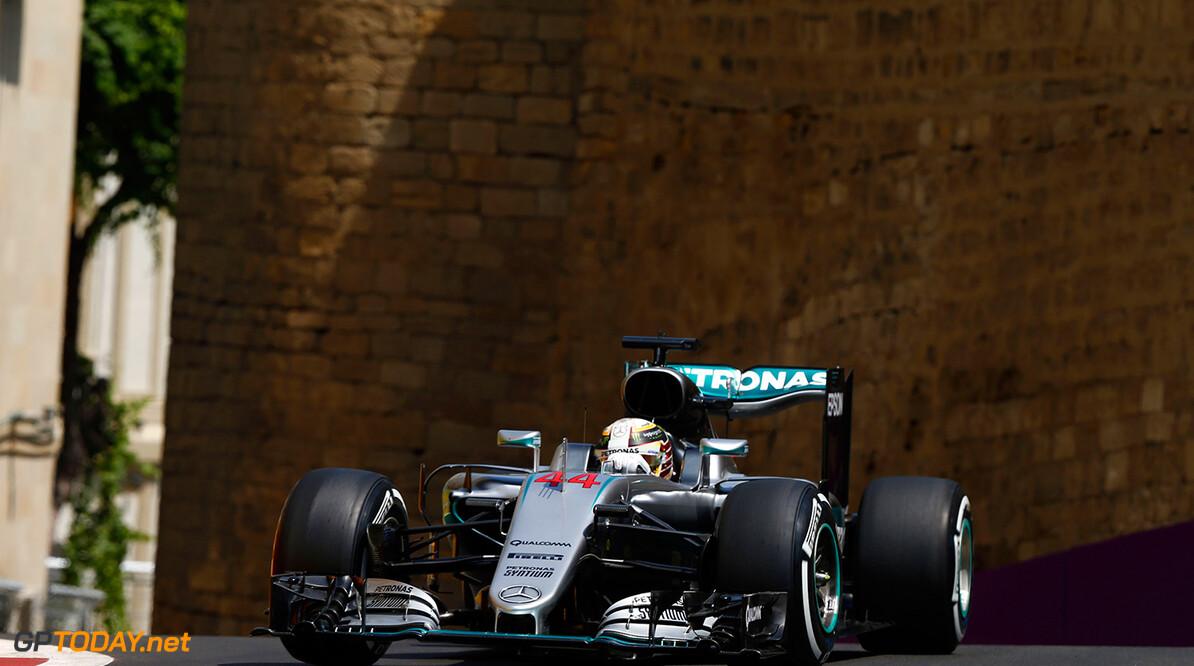 Archivnummer: M31446 Grosser Preis von Europa 2016, Sonntag 2016 European Grand Prix, Sunday Wolfgang Wilhelm Baku Aserbaidschan  Sonntag Europa Grand Prix Baku City Circuit 2016