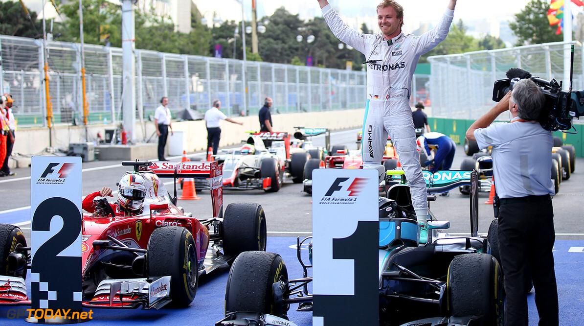 Archivnummer: M31478 Grosser Preis von Europa 2016, Sonntag 2016 European Grand Prix, Sunday Wolfgang Wilhelm Baku Aserbaidschan  Sonntag Europa Grand Prix Baku City Circuit 2016