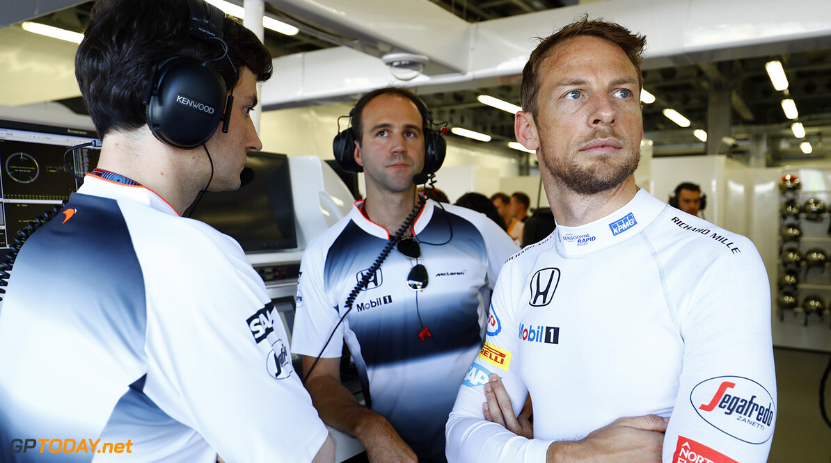 Jenson Button also keen on a Le Mans future