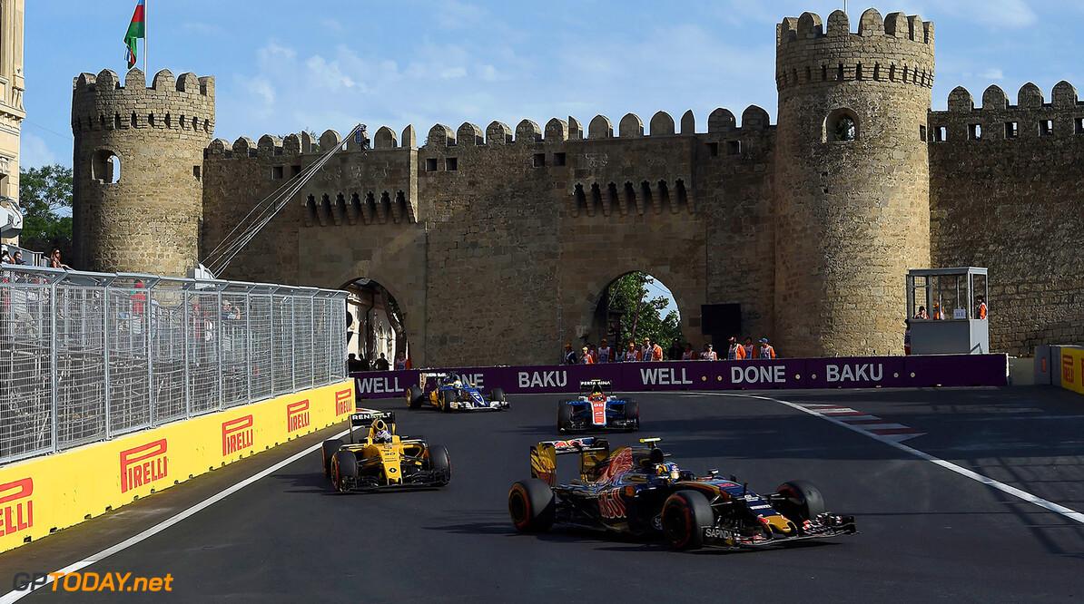 GP EUROPA F1/2016  GP EUROPA F1/2016 - BAKU (AZERBAIJAN) 19/06/2016 (C) FOTO STUDIO COLOMBO PER PIRELLI MEDIA ((C) COPYRIGHT FREE) GP EUROPA F1/2016  (C) FOTO STUDIO COLOMBO BAKU AZERBAIJAN